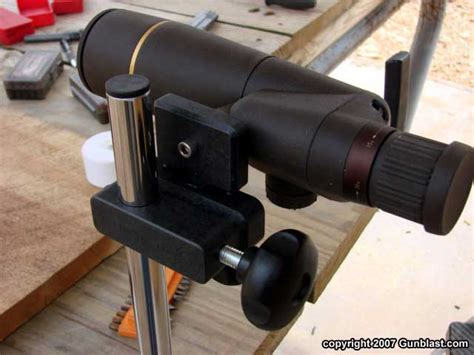 spotting scope bench mount leupold golden ring compact 15 to 30x50mm spotting scope
