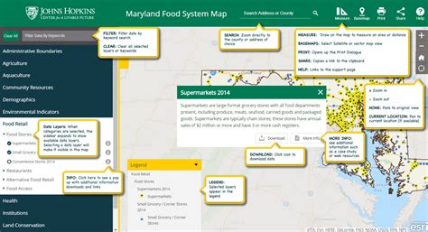 maryland food map esri vector basemaps august 2017 updates part 2 arcgis