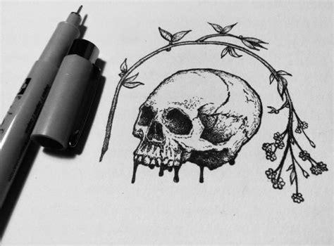 small skull tattoos tumblr small skull