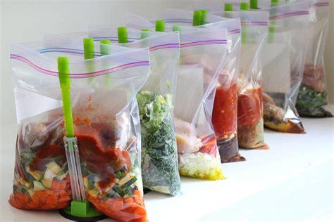 Freezer Frozen Food eight no cook freezer meals in 90 minutes new leaf