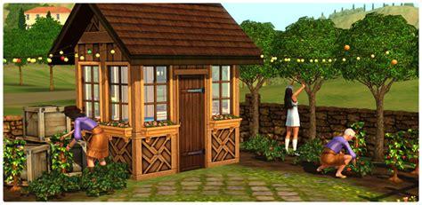 Ming Garden Bethel Ct by Sims 3 Garden Gardens Design Ideas