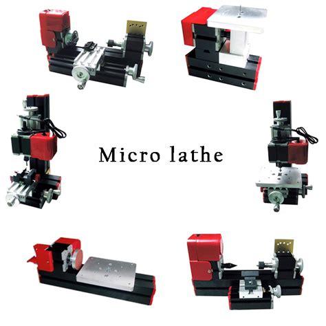 Mesin Bubut Mini Rakitan Diy 6 In 1 20 000rpm diy baru mikro mini mesin bubut alat 6 in 1 bubut penggilingan pengeboran kayu balik jag