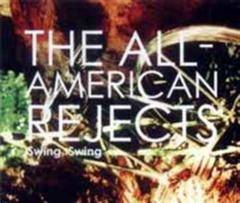 swing swing all american rejects lyrics all american rejects swing swing single reviews