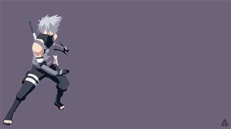 design powerpoint naruto anbu kakahshi minimalist design by joosherino on