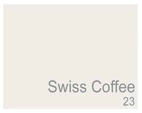 swiss coffee paint color sherwin williams coffee drinker