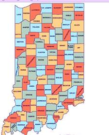 map of indiana counties map of indiana cities counties indiana state map map of usa states
