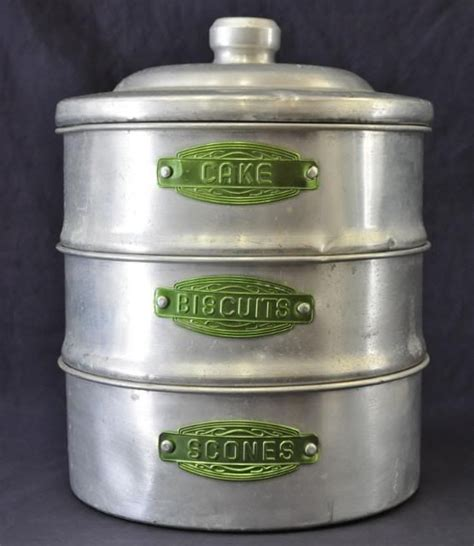 best 25 vintage canisters ideas on vintage
