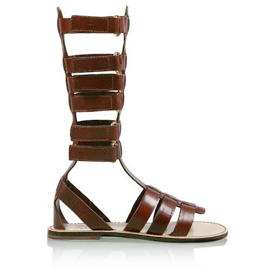 shoes trend d g dolce gabbana gladiator flat sandals