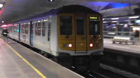 Thameslink To St Albans | thameslink class 319 ride st albans to london blackfri
