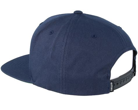 Mix Navy corp box mix navy snapback etnies cap hatstore de