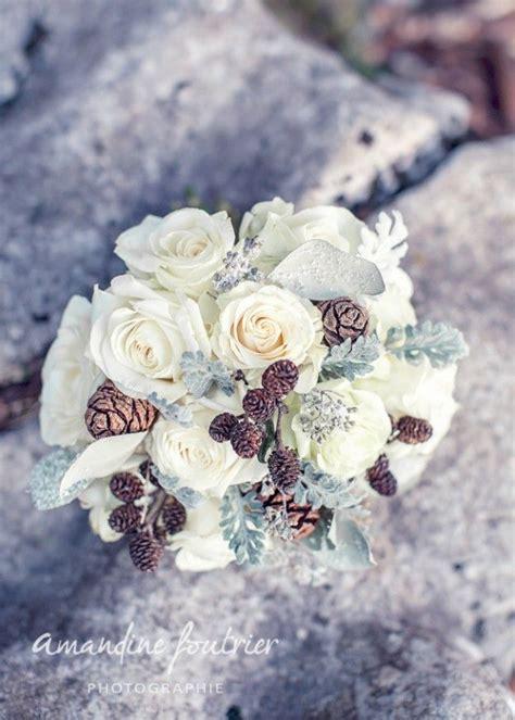 Fleurs D Hiver Pour Bouquet by 1000 Id 233 Es Sur Le Th 232 Me Bouquets De Mari 233 E En Hiver Sur