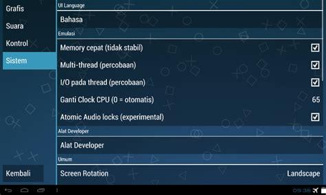 membuat game tidak lag cara setting ppsspp android agar tidak lag asseut imitator
