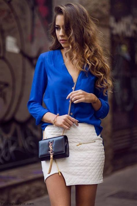 Abbie Summer Blouse how to style your silk tops glam radar
