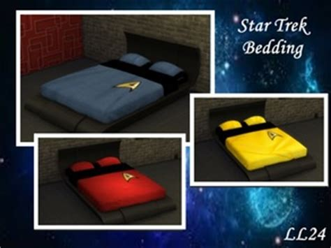 star trek bedroom sims 4 downloads star trek