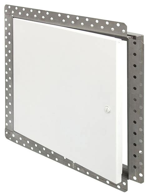 Access Door In Drywall by Flush Access Door With Drywall Bead Flange 12 Quot X12