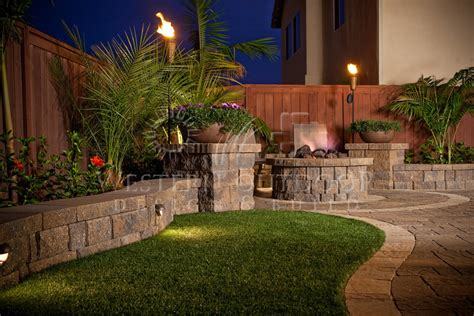 Backyard Ideas San Diego Paver Style Pits Gallery Western Outdoor Design And