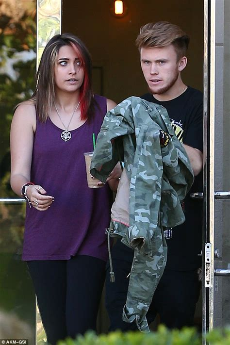 is mj still with her boyfriend paris jackson and chet castellaw spark wedding rumours