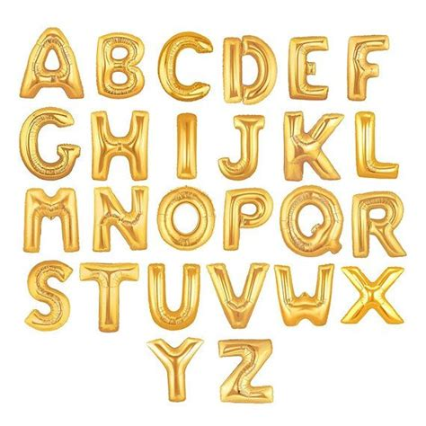Letter Golden Child 25 Best Ideas About Letter Balloons On Birthday Decorations Birthday