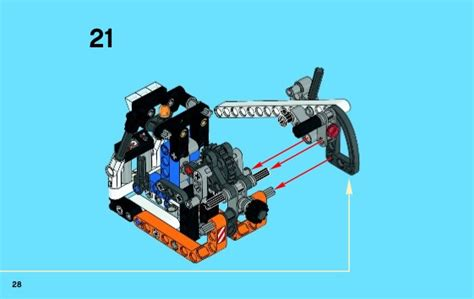 Lego Technic 42032 Compact Tracked Loader lego compact tracked loader 42032 technic