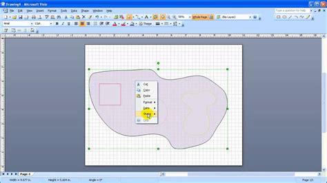visio layer visio layers tutorial
