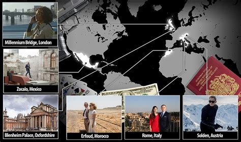 james bond film locations follow in the footsteps of james bond at the locations
