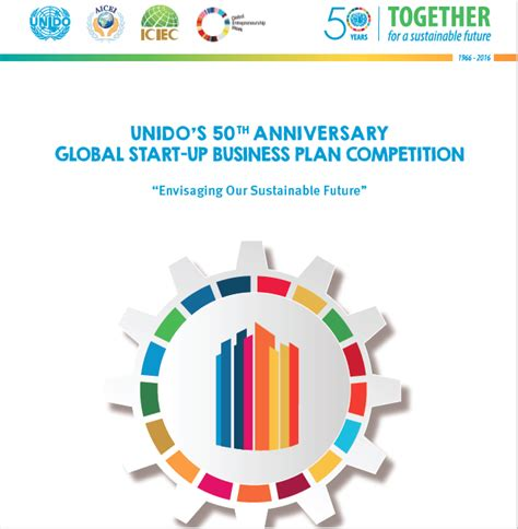 Iowa 2016 Mba Business Analytics Competition by Unido S 50th Anniversary Global Start Up Business Plan
