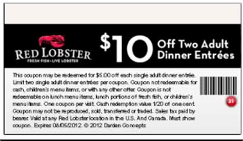 printable red lobster gift cards red lobster online savings printable coupons online