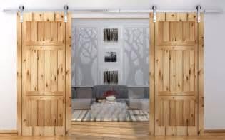 Double Track Barn Door Hardware Living : Cabinet Hardware Room   Attractive Double