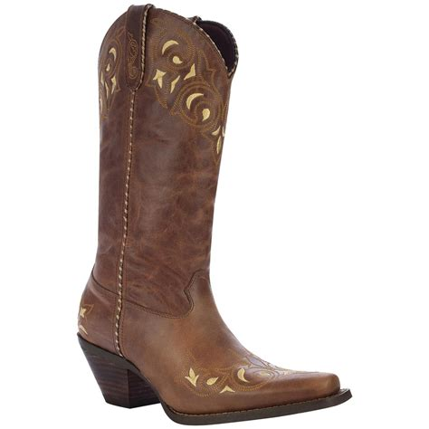 western womens boots s crush by durango 174 12 quot sew sassy western boots