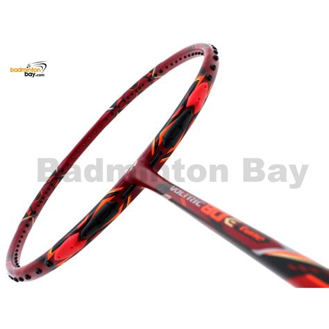 Raket Voltric 80 Yonex Voltric 80 E Tune Badminton Racket Vt80etn 4u G5
