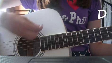 guitar tutorial of passenger seat passenger let her go easy guitar tutorial youtube