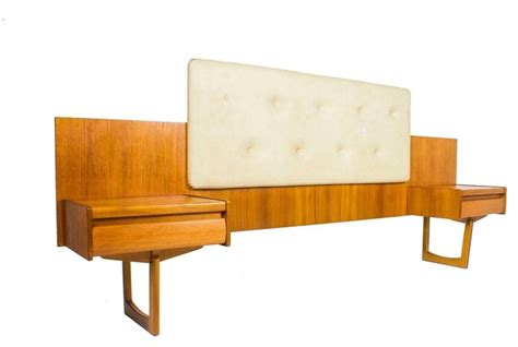 consigned g plan fresco mid century floating