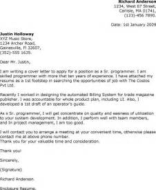 Cover Letter For Change Of Career by Cover Letter Sles For Career Change Free Cover Letter