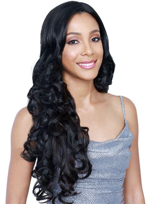 Weaving Braid Wig by Weave A Wig Mwws16 Glenda Weave Wig