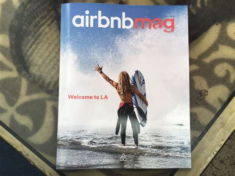 airbnb news airbnb s new magazine and the evolution of old school