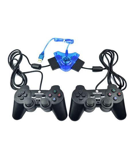 Converter Joystick Ps2 To Usb buy finicky world dual ps1 ps2 playstation 2 to pc usb