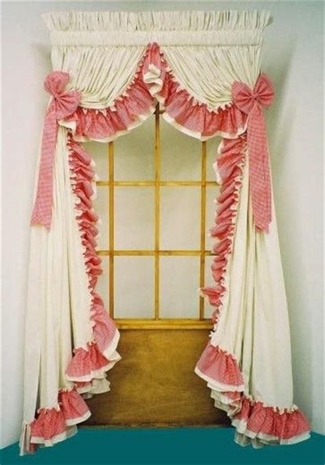 ruffled country style curtains top 11 ideas about country style look with ruffled