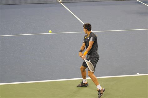 Raket Stroke the 5 basic tennis strokes an overview tennis files