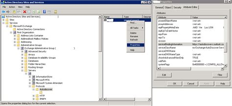 Remote Tuser 7 autodiscover to external exchange server tuser nl