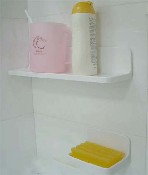 plastic bathroom shelves plastic bathroom shelves new plastic set of 2 bathroom