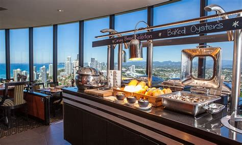 Awarded Ayce Buffet In The Sky Four Winds 360 176 Revolving Four Winds Buffet
