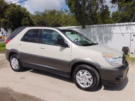 where to buy car manuals 2004 buick rendezvous navigation system buy used 2004 buick rendezvous with v6 in clare michigan united states for us 3 950 00