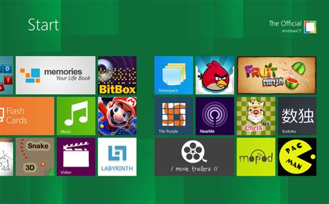 download themes for windows 8 start screen windows 8 start screen full 3 0 themes windows 7