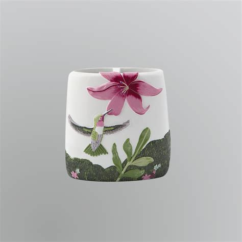 hummingbird bathroom accessories essential home hummingbirds toothbrush holder
