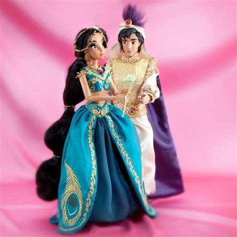 jasmine designer doll argos disney doll aladdin jasmin designer fairytale princess