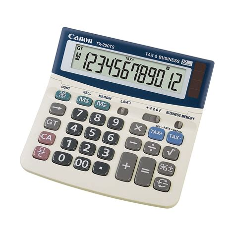 Calculator Joyko 12 Digits Standard Desktop Calculator canon 12 digit tax calculator tx 220ts cos complete