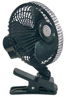 12 volt clip on fan 12 volt quot clip quot oscillating fan xxxrp 1137
