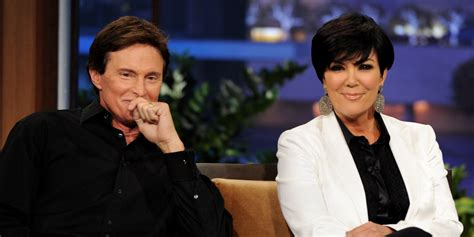 how did kris kardashian meet bruce jenner in new special kris jenner reflects on her 25 year