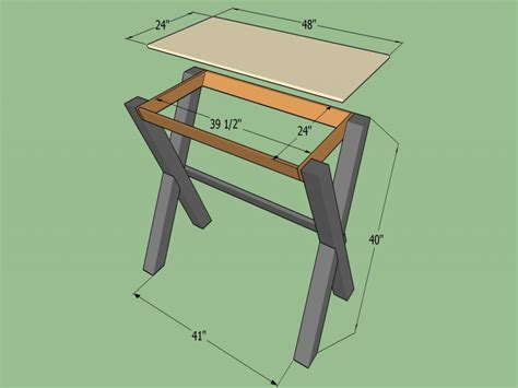 how to build a simple desk how to build a simple desk diy how to build a house in