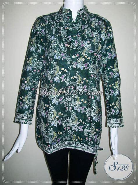 Celana Batik Wanita Modern 120 Iu blus batik lengan panjang untuk wanita modern dan trendy bls365cc s toko batik 2018